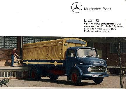 mercedes benz Mb113