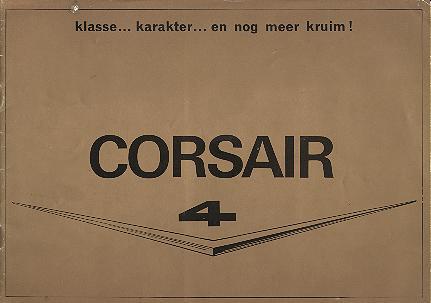 ford corsair