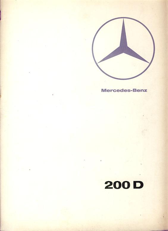 mercedes200D