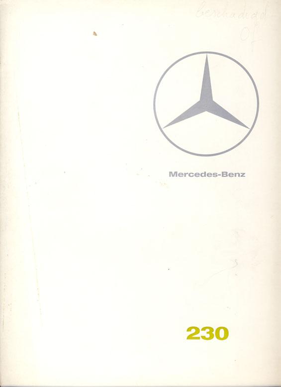 mercedes230