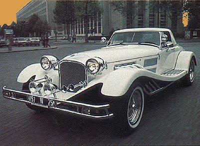 European Neo Classic Cars