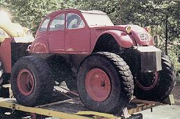 citroen 2pk bigfoot