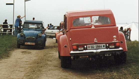 citroen 2pk fats and small