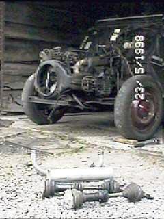 citroen 2cv charleston motor