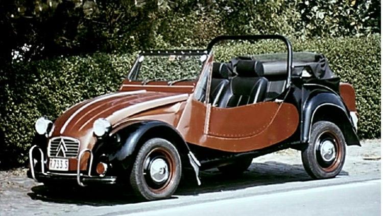 2cv charleston cabriolet